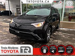 Used 2018 Toyota RAV4 LE TI for sale in Trois-Rivières, QC