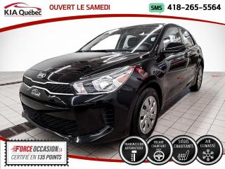 Used 2020 Kia Rio5 LX+* AT* SIEGES CHAUFFANTS* BLUETOOTH* for sale in Québec, QC