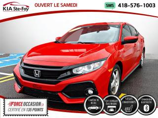 Used 2019 Honda Civic SPORT* TOIT* SIEGES CHAUFFANTS* CAMERA* for sale in Québec, QC