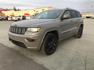 Used 2019 Jeep Grand Cherokee ALTITUDE 4X4 for sale in Sherbrooke, QC