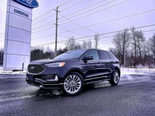New 2020 Ford Edge Titanium for sale in Embrun, ON