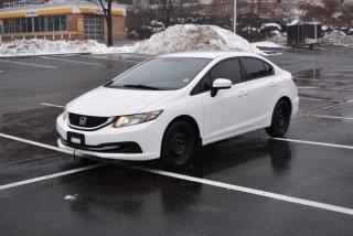 Used 2014 Honda Civic Sedan LX!!  HEATED SEATS!! for sale in Sudbury, ON