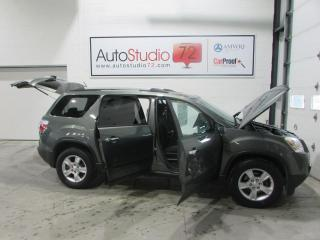 Used 2011 GMC Acadia SLE**7 PASSAGERS**MAGS**A/C for sale in Mirabel, QC