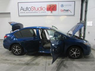 Used 2013 Honda Civic LX**MAGS**A/C**SIÈGES CHAUFFANTS for sale in Mirabel, QC