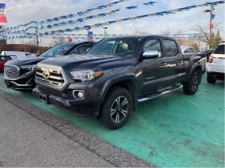 Used 2017 Toyota Tacoma LIMITED for sale in Mississauga, ON
