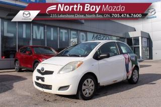 Used 2010 Toyota Yaris CE Self Certify - Click Here! Test Drive Appts Available! for sale in North Bay, ON