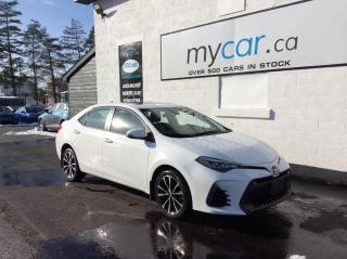 Used 2017 Toyota Corolla SUNROOF, HEATED SEATS, ALLOYS, BACKUP CAM!! for sale in Richmond, ON