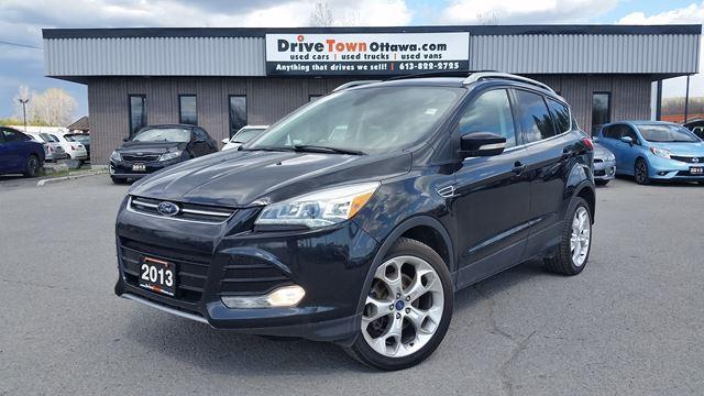 2013 Ford Escape TITANIUM 4X4  **LEATHER**PANOROOF**NAVIGATION**