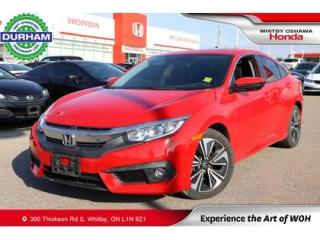 Used 2018 Honda Civic EX-T w/Honda Sensing | CVT for sale in Whitby, ON