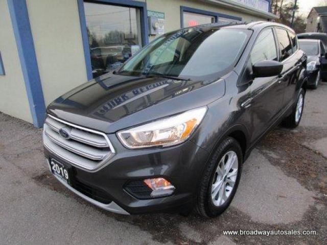 2019 Ford Escape FOUR-WHEEL DRIVE SE MODEL 5 PASSENGER 1.5L - ECO-BOOST.. HEATED SEATS.. BACK-UP CAMERA.. BLUETOOTH SYSTEM.. TOUCH SCREEN DISPLAY..
