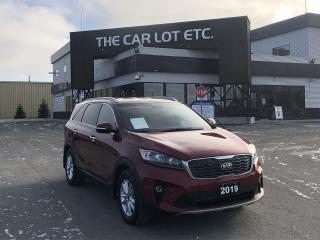 Used 2019 Kia Sorento 2.4L EX Previous Daily Rental - AWD, 3 rd Row, Heating Seats, Apple CarPlay, Android Auto, Backup Camera. for sale in Sudbury, ON