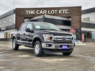 Used 2018 Ford F-150 XLT 4X4, Backup Camera, Drive Mode, Auto Start/Stop!! for sale in Sudbury, ON