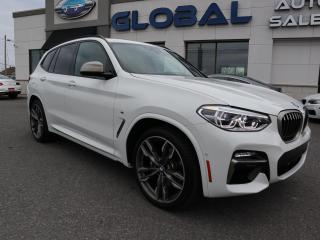 Used 2020 BMW X3 M40i for sale in Ottawa, ON