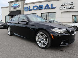 Used 2016 BMW 5 Series 528i xDrive for sale in Ottawa, ON