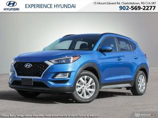 New 2021 Hyundai Tucson Preferred w/Sun & Leather Package for sale in Charlottetown, PE