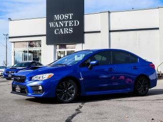Used 2019 Subaru WRX WRX BASE+L|AWD|CAMERA|TOUCHSCREEN|HEATED SEATS|ALLOYS for sale in Kitchener, ON