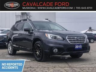 Used 2015 Subaru Outback 2.5i for sale in Bracebridge, ON