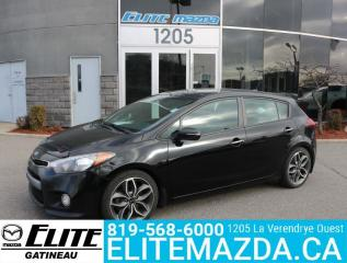 Used 2016 Kia Forte5 SX for sale in Gatineau, QC