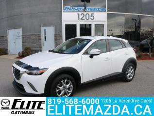 Used 2016 Mazda CX-3 GS for sale in Gatineau, QC