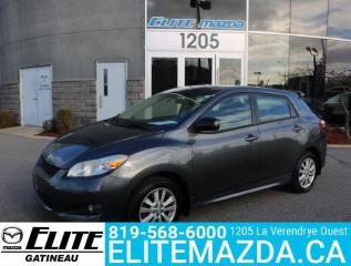 Used 2010 Toyota Matrix BASE for sale in Gatineau, QC