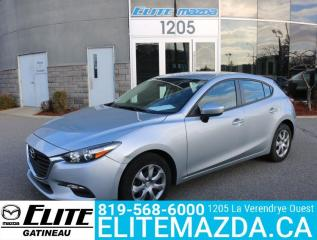 Used 2018 Mazda MAZDA3 Sport GX for sale in Gatineau, QC