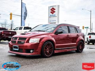 Used 2009 Dodge Caliber SRT4 for sale in Barrie, ON