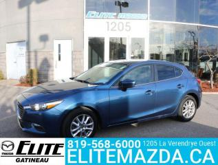 Used 2017 Mazda MAZDA3 Sport GS for sale in Gatineau, QC