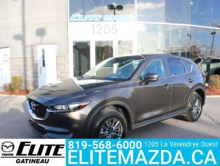 Used 2017 Mazda CX-5 GS for sale in Gatineau, QC