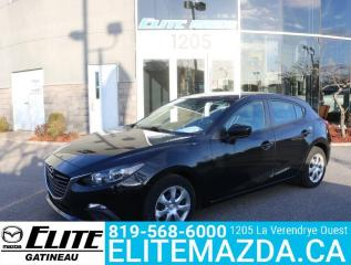 Used 2016 Mazda MAZDA3 Sport GX for sale in Gatineau, QC