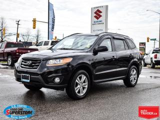 Used 2010 Hyundai Santa Fe GL Sport ~Heated Seats ~Power Moonroof ~Bluetooth for sale in Barrie, ON