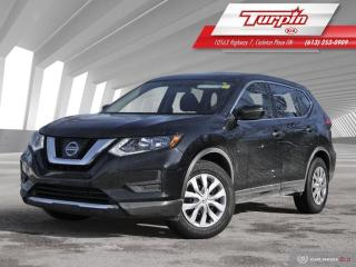 Used 2017 Nissan Rogue S for sale in Carleton Place, ON