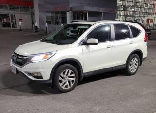 Used 2016 Honda CR-V EX *** SOLD *** for sale in Waterloo, ON