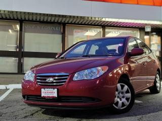 Used 2010 Hyundai Elantra GL Certified | Heated Seats | AC | Power Windows for sale in Waterloo, ON