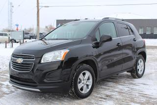 Used 2016 Chevrolet Trax LT EXCELLENT VALUE for sale in Regina, SK