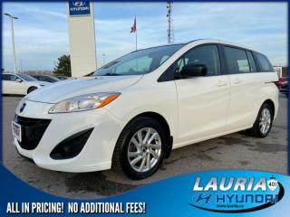 Used 2015 Mazda MAZDA5 GS 6-passenger for sale in Port Hope, ON