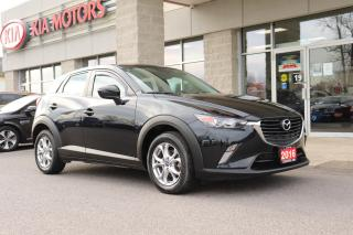 Used 2016 Mazda CX-3 GX HEATED SEATS | REVERSE CAMERA | BLUETOOTH for sale in Cobourg, ON