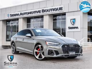 Used 2020 Audi S5 3.0T Technik for sale in Aurora, ON