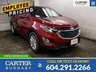 New 2021 Chevrolet Equinox LT You Pay What We Pay! for sale in Burnaby, BC