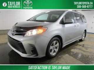 Used 2020 Toyota Sienna LE 8-Passenger for sale in Regina, SK