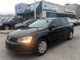 Used 2016 Volkswagen Jetta 1.4 TSI Trendline CAMERA|HEATED SEATS|BLUETOOTH for sale in Concord, ON