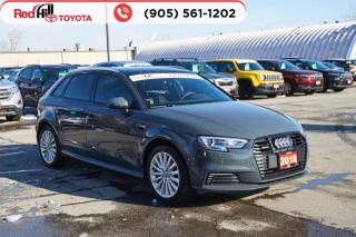 Used 2018 Audi A3 e-tron 1.4T Progressiv Plug-In Hybrid! for sale in Hamilton, ON