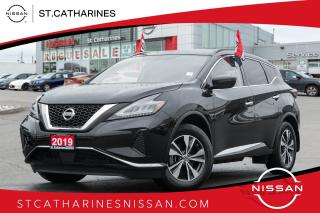 Used 2019 Nissan Murano S WOW. 19 Murano for 28888. for sale in St. Catharines, ON