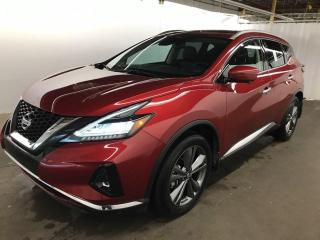 Used 2020 Nissan Murano Platinum | Loaded | Leather | Navi | Roof for sale in St. Catharines, ON