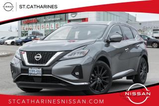 Used 2020 Nissan Murano Limited Edition $ave 7000 From New | Limited | Fully Loaded for sale in St. Catharines, ON