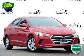 Used 2017 Hyundai Elantra LE | AUTO | AC | CAR STARTER | for sale in Kitchener, ON