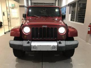 Used 2013 Jeep Wrangler Sahara for sale in Halifax, NS