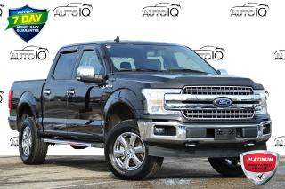 Used 2019 Ford F-150 Lariat LARIAT | 502A | 2.7L V6 ECOBOOST | CHROME APPEARANCE PACKAGE for sale in Kitchener, ON