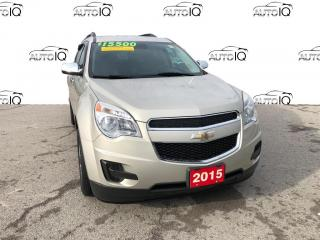 Used 2015 Chevrolet Equinox 1LT for sale in Grimsby, ON