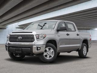 New 2021 Toyota Tundra CrewMax SR5 for sale in Surrey, BC