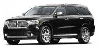 Used 2012 Dodge Durango Citadel for sale in Thornhill, ON